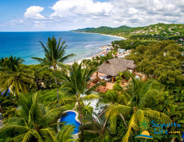 Dreamer Circle Properties Vacation Rental in Sayulita Mexico