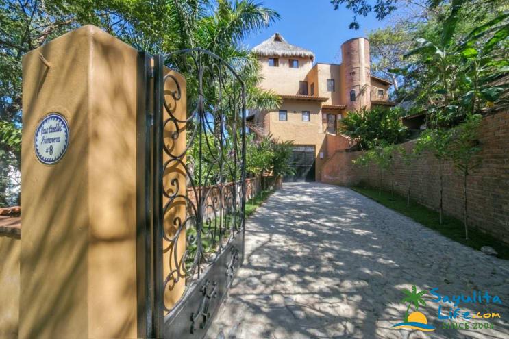Casa + Casita Candiles Vacation Rental in Sayulita Mexico