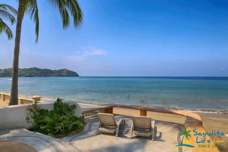 Villas Los Delfines Vacation Rental in Sayulita Mexico