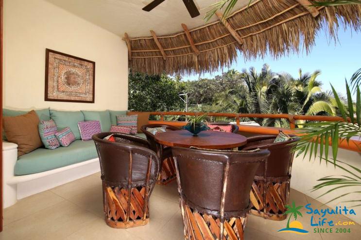 Villa Quetzali At Los Almendros Vacation Rental in Sayulita Mexico