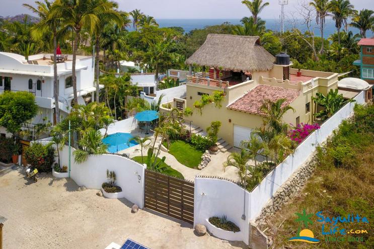 Casita Dulce Amor Vacation Rental in Sayulita Mexico