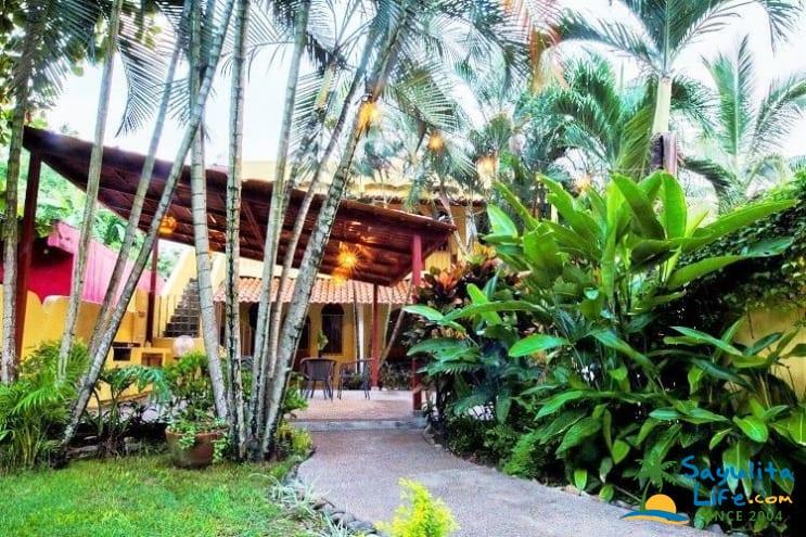 Casita Papaya At La Villa Buena Vida Vacation Rental in Sayulita Mexico