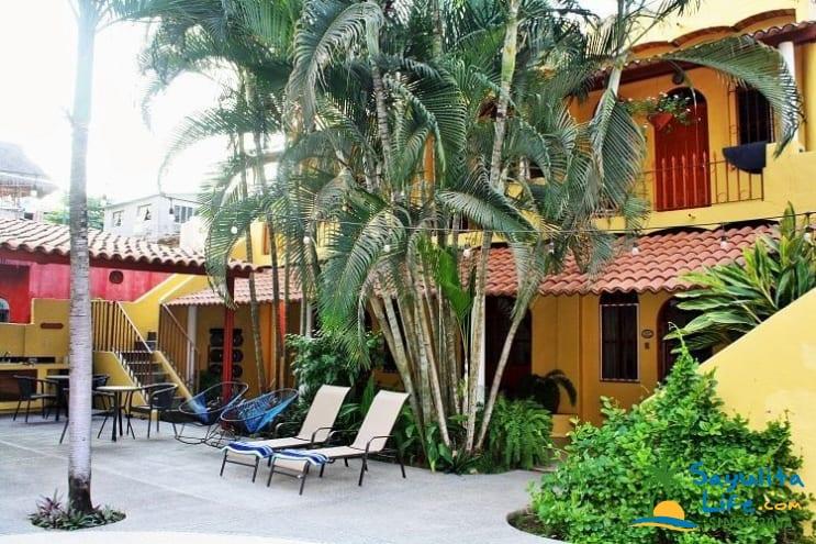 Casita Pina At La Villa Buena Vida Vacation Rental in Sayulita Mexico