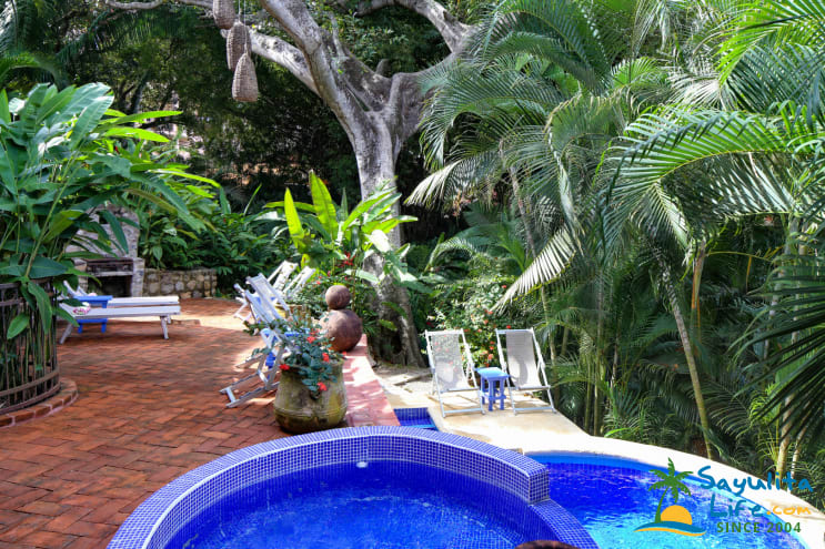 Xochitlan At Xocotla Vacation Rental in Sayulita Mexico
