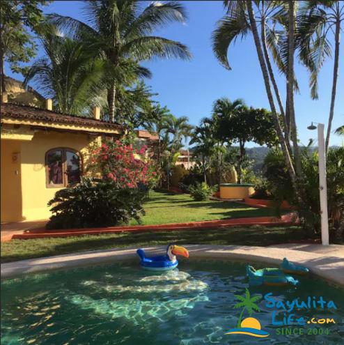 Studio Azul At Casa Mar Y Montana Vacation Rental in Sayulita Mexico