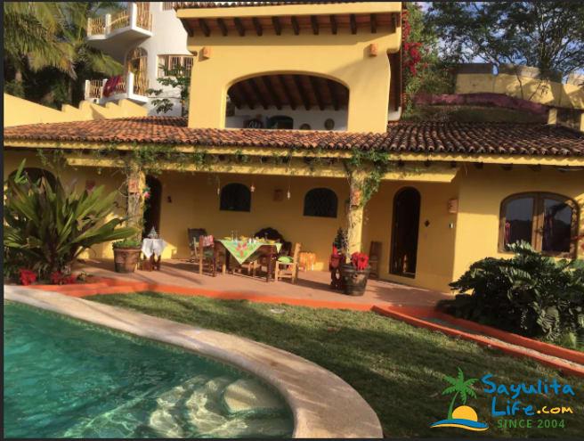 Studio Verde At Casa Mar Y Montana Vacation Rental in Sayulita Mexico