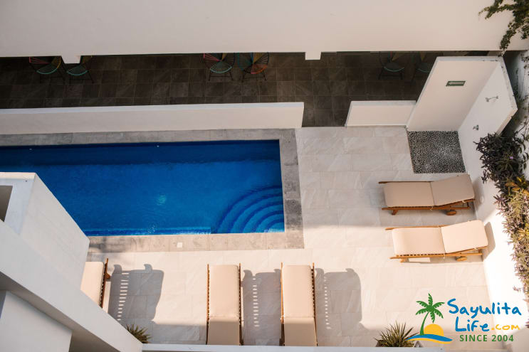 Boutique Suites Florence One Bedroom Vacation Rental in Sayulita Mexico