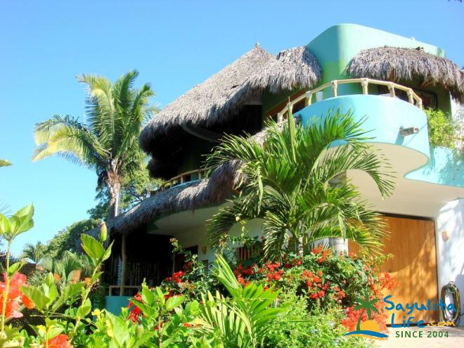 Casa Coco Upper Unit Vacation Rental in Sayulita Mexico