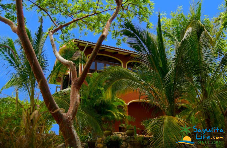 Sol Agua At Villa Karuna Vacation Rental in Sayulita Mexico