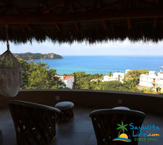 Villa Gardenia At Colibri Vacation Rental in Sayulita Mexico