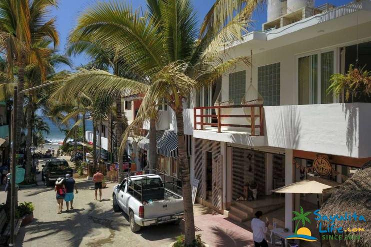 Nicho Loft At Ágora Vacation Rental in Sayulita Mexico