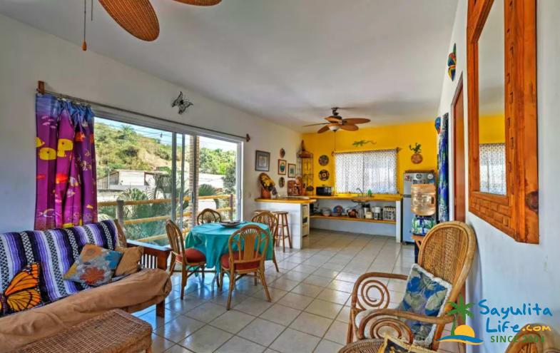 Casita Mariposa Vacation Rental in Sayulita Mexico
