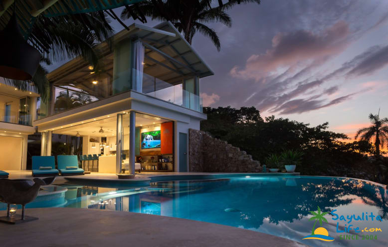 Ocean View Deluxe Suite At Anjali Casa Divina Vacation Rental in Sayulita Mexico