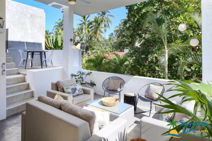 Villa Dorado Penthouse Vacation Rental in Sayulita Mexico