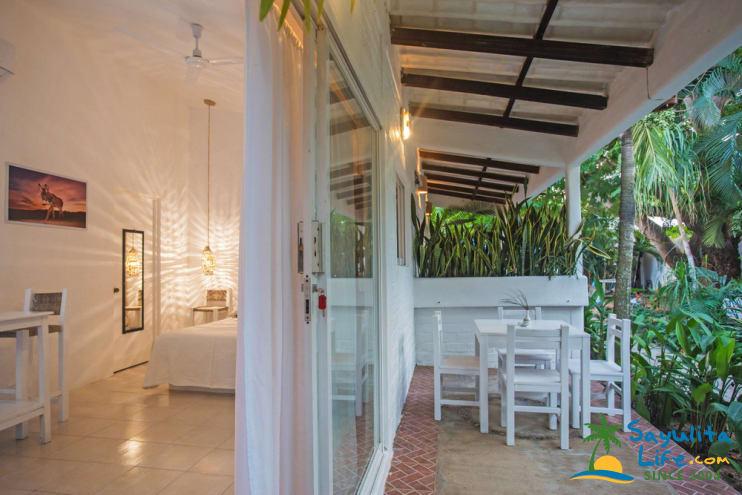 Casita Del Burro At Sayulita Oasis Vacation Rental in Sayulita Mexico