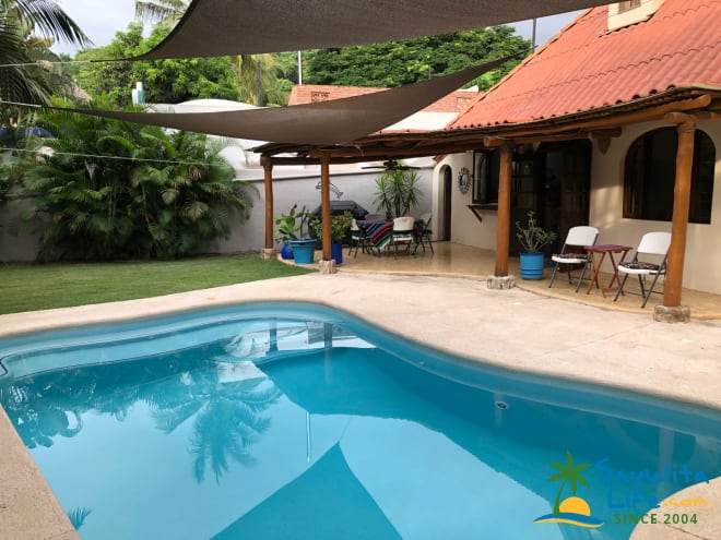 Poncho's Villa Vacation Rental in Sayulita Mexico