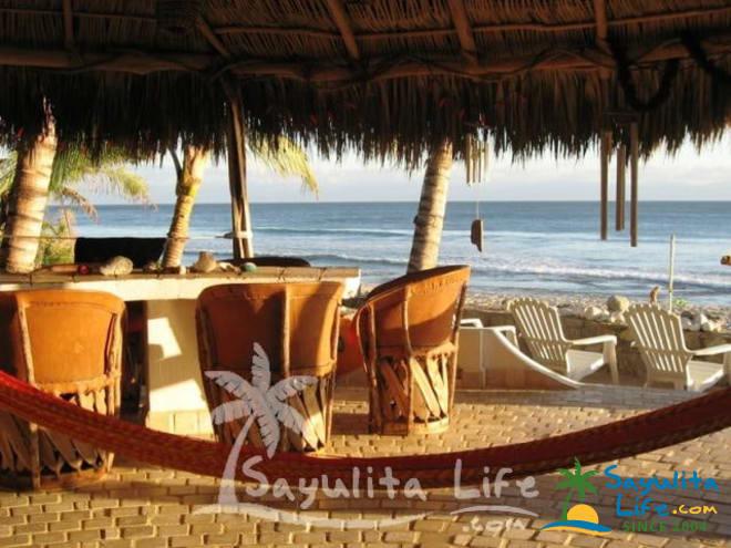 Casa Rincon Main House Vacation Rental in Sayulita Mexico