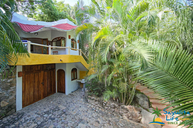 Casa Catrina Casita Vacation Rental in Sayulita Mexico