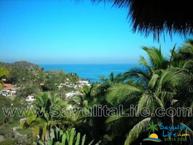 Casa Sandia Upper Level Vacation Rental in Sayulita Mexico
