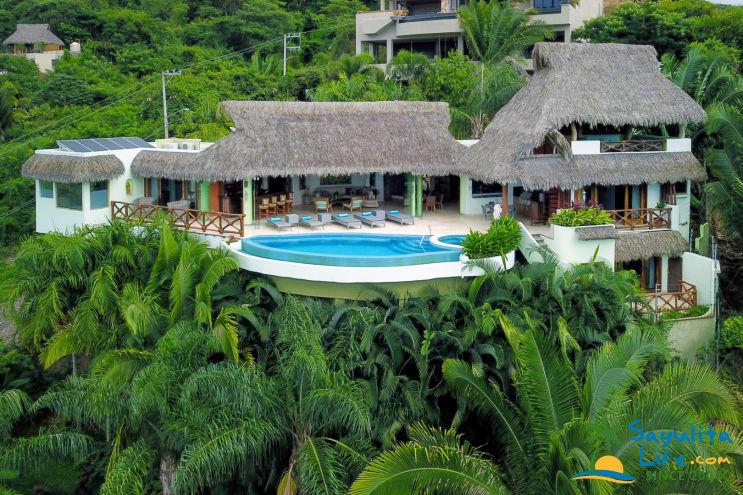 Villa Painted Ponies 3BR Vacation Rental in Sayulita Mexico