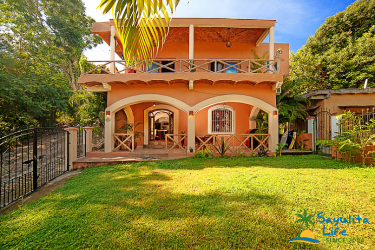 Casa Sarita Upper Apartments Vacation Rental in Sayulita Mexico