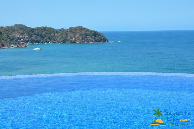 Villa Buena Vista Estate Vacation Rental in Sayulita Mexico