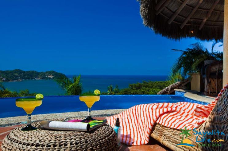 Casita At Casa Vela Vacation Rental in Sayulita Mexico