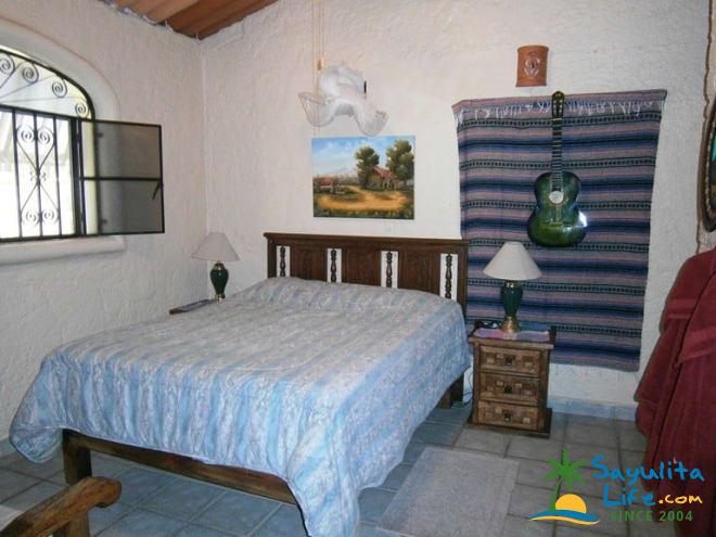 Traveler Palm Bungalow At Macondo Vacation Rental in Sayulita Mexico