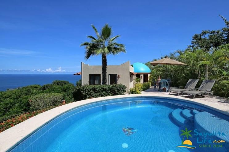 Casa Jubiloso Vacation Rental in Sayulita Mexico