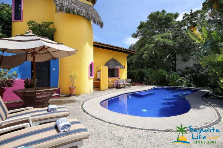 Casa Destino Vacation Rental in Sayulita Mexico
