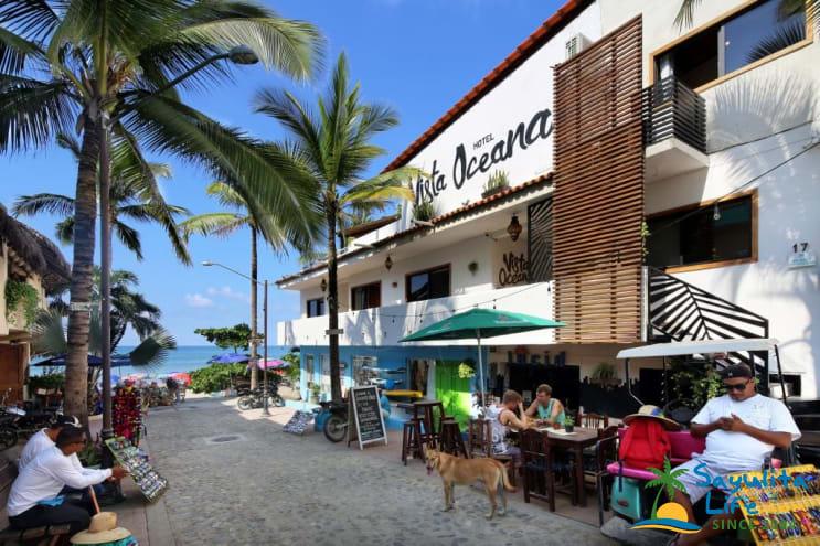 Hotel Vista Oceana Vacation Rental in Sayulita Mexico