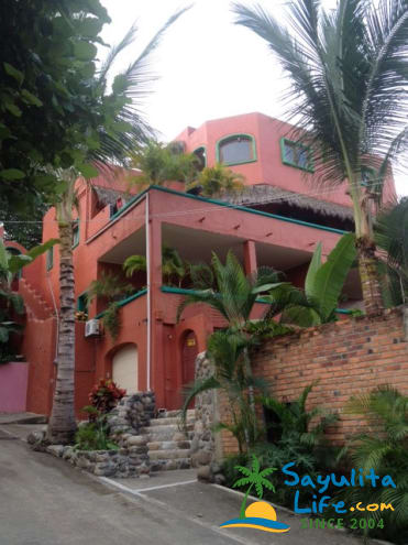 Casa De Mombo Vacation Rental in Sayulita Mexico