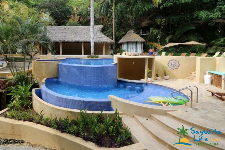 Villa Tranquilita At Villa Amor Vacation Rental in Sayulita Mexico
