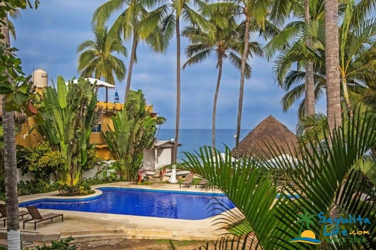 Casa Lucas Vacation Rental in Sayulita Mexico