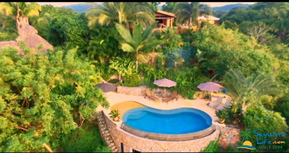 Casa Carricitos Vacation Rental in Sayulita Mexico