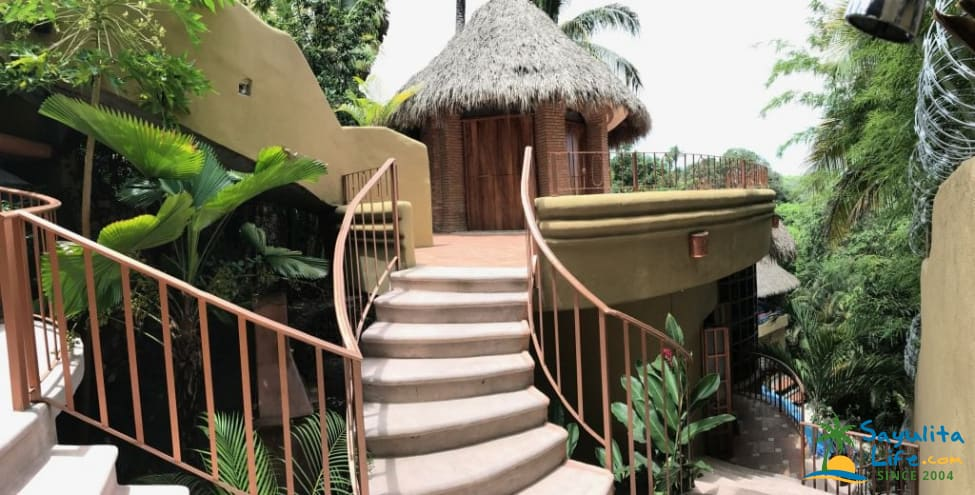 Casa Ovalada Vacation Rental in Sayulita Mexico
