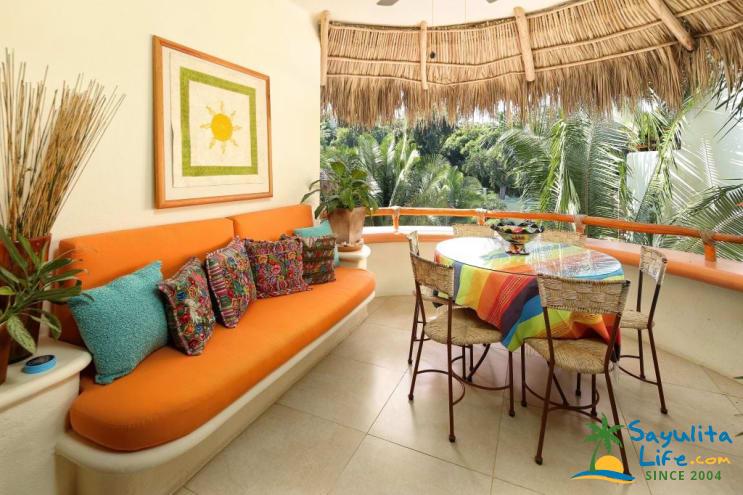 Villa Periquito At Los Almendros Vacation Rental in Sayulita Mexico