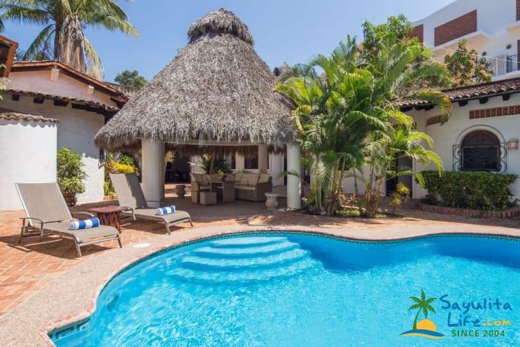 Casa Jorge Aguila Vacation Rental in Sayulita Mexico