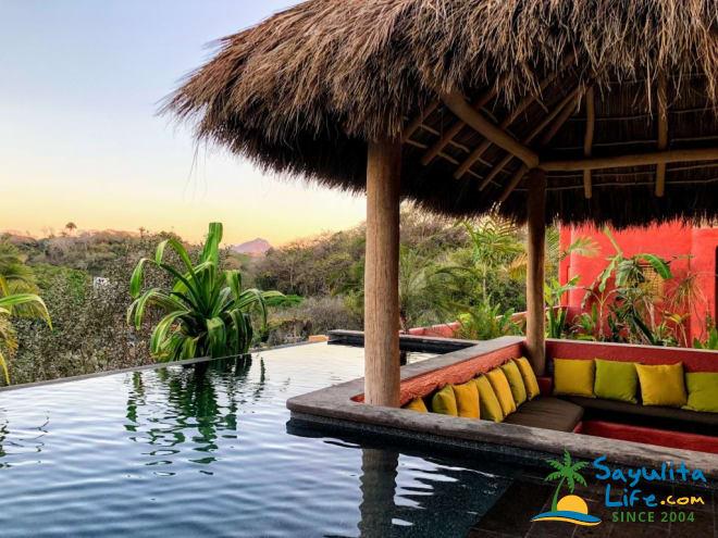 Casa Campana At El Oasis Vacation Rental in Sayulita Mexico