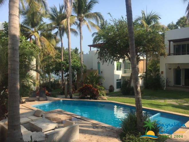 Casa Manantial At Maraica Vacation Rental in Sayulita Mexico