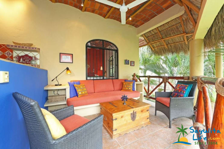Casita Elena At Casa Terramar Vacation Rental in Sayulita Mexico