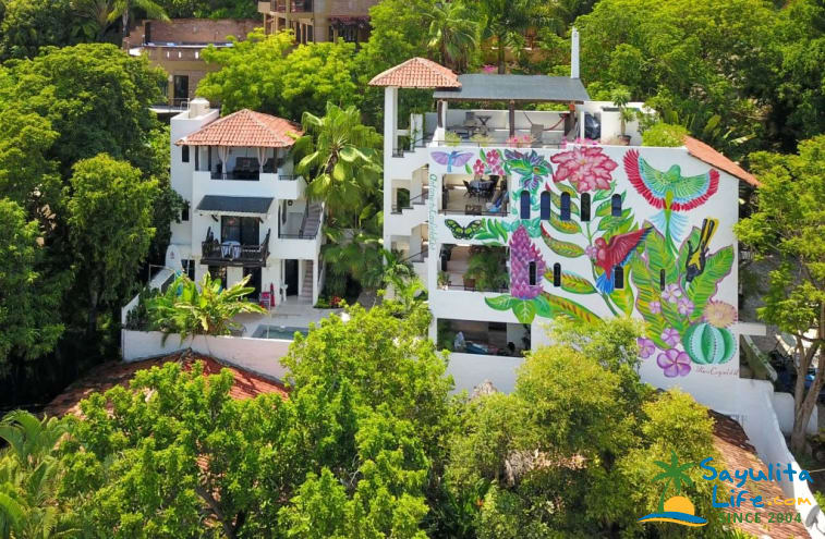 Casa Vecino Guesthouse Vacation Rental in Sayulita Mexico