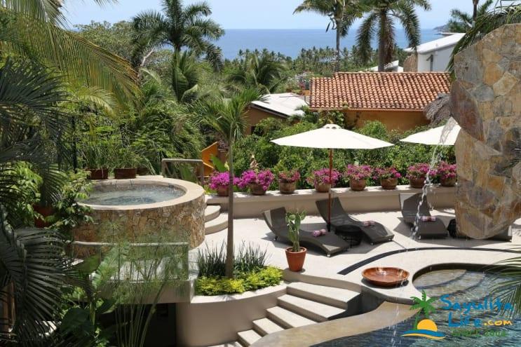 Místika Estate Vacation Rental in Sayulita Mexico