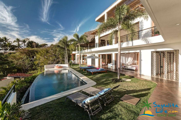 Casa Nido Nanzal Vacation Rental in Sayulita Mexico