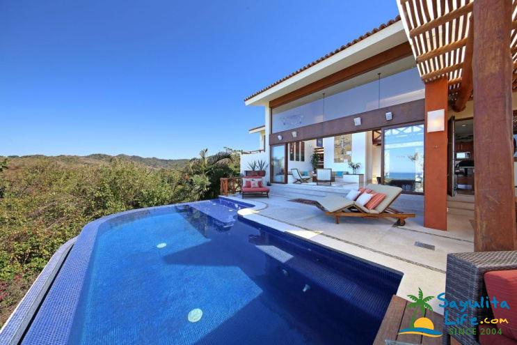 Villa Alta Mira Vacation Rental in Sayulita Mexico