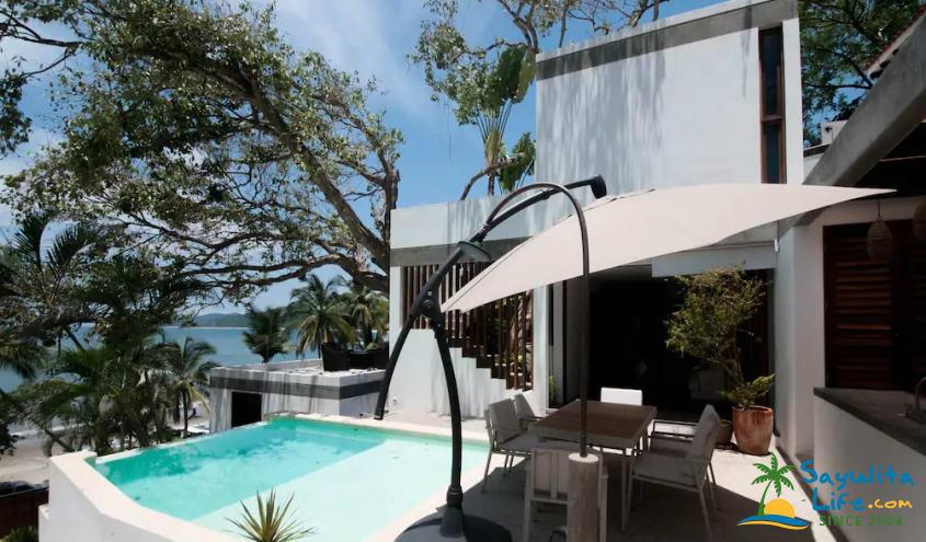 Casa Linda Theresia Vacation Rental in Sayulita Mexico