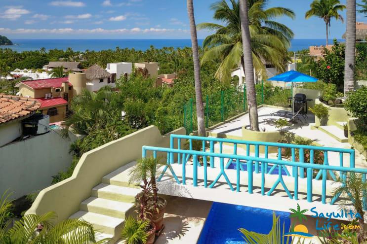 Ventana Al Cielo Vacation Rental in Sayulita Mexico