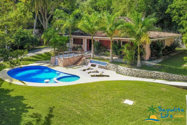 Casa San Ignacio Vacation Rental in Sayulita Mexico