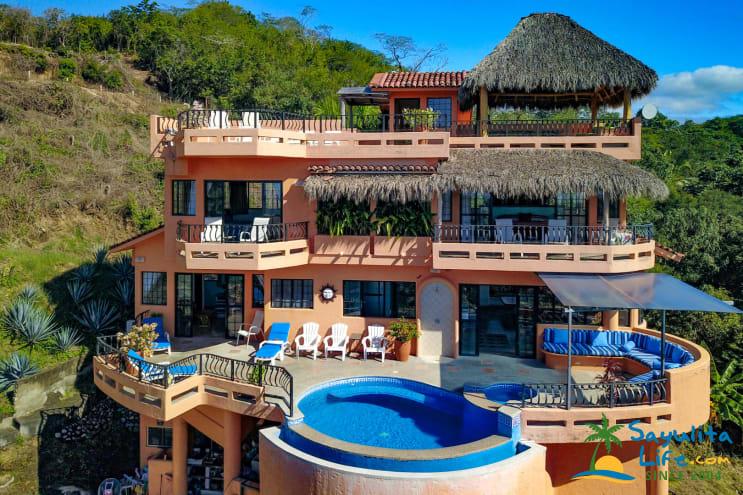 Casa Agave Vacation Rental in Sayulita Mexico