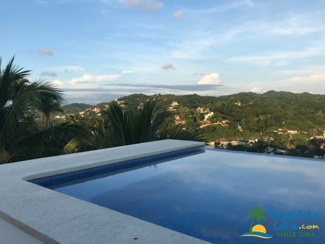 Casa Vista Grande Vacation Rental in Sayulita Mexico